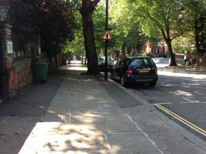 Fitzjohn's Avenue - the best hill around