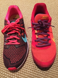 Nike Structure 18 vs Nike Structure 17+